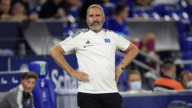 Tim Walter ist neuer Trainer beim HSV