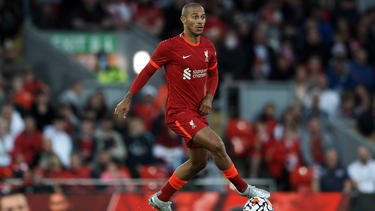 Thiago fehlt dem FC Liverpool vorerst