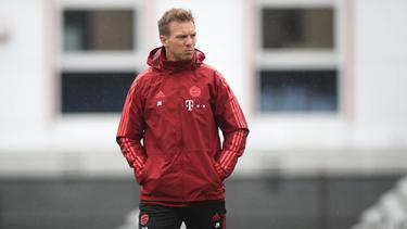 Julian Nagelsmann kehrt nach Lissabon zurück - diesmal mit dem FC Bayern