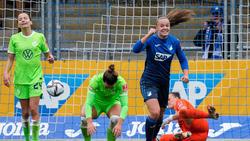 Der VfL Wolfsburg musste in Hoffenheim eine Niederlage einstecken