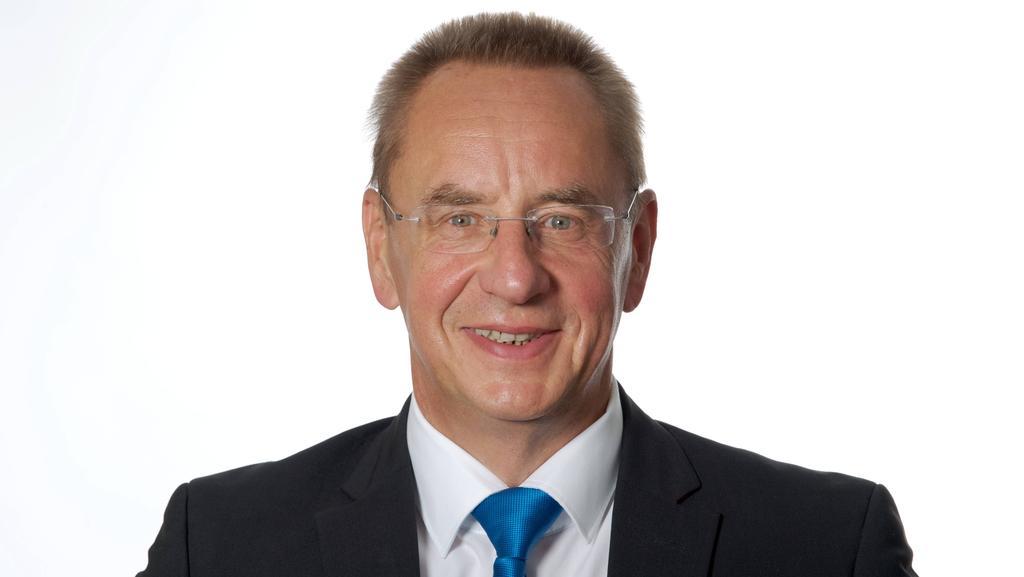 Thomas Konietzko ist Präsident des Deutschen Kanu-Verbandes