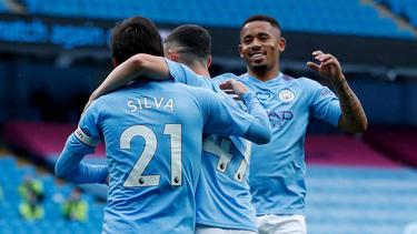 Manchester City feiert Heimsieg gegen Newcastle