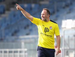 Alexander Schriebl übernimmt beim SV Horn