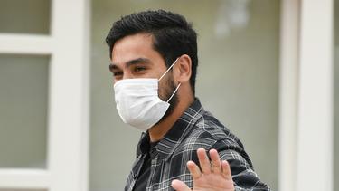 Gündogan hatte sich im September mit Corona infiziert