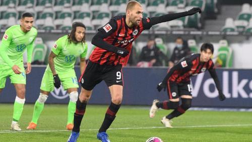 Bas Dost wird Eintracht Frankfurt wohl verlassen