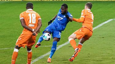 1899 Hoffenheim gelang gegen Arminia Bielefeld kein Sieg