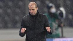 Durfte sich gegen Hertha BSC endlich wieder über drei Punkte freuen:Sebastian Hoeneß