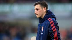 Wird kaum wieder für seinen früheren Klub FCSchalke 04 auflaufen: Mesut Özil
