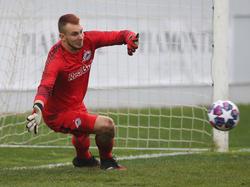 Goalie Daniel Antosch geht zum SV Horn