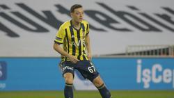 Mesut Özil und Fenerbahce verlieren gegen  Göztepe Izmir