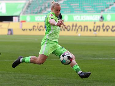 Xaver Schlager hat sich in Wolfsburg etabliert