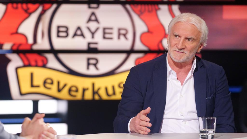 Rudi Völler sucht noch nach einem neuen Coach für Bayer Leverkusen