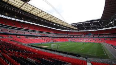 Steigt das Champions-League-Finale in Wembley?