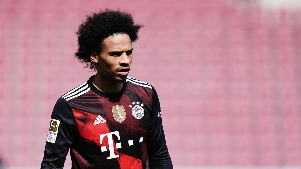 Leroy Sané freut sich auf den neuen Bayern-Trainer Julian Nagelsmann