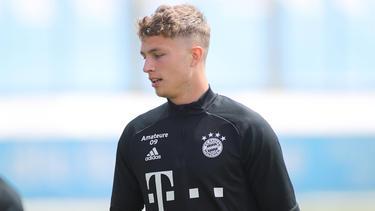 Jann-Fiete Arp hat wohl keine Zukunft in München