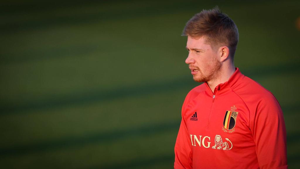Könnte gegen Dänemark sein Comeback geben: Belgien-Star Kevinde Bruyne