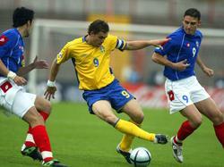U21-Europameisterschaft 2004: Schweden gegen Montenegro