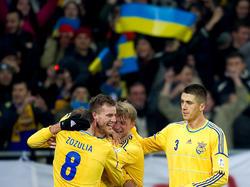 Die Ukraine musste das Länderspiel gegen die USA nach Zypern verlegen