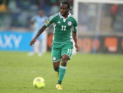 Victor Moses schießt Nigeria zur WM