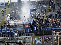 Hooligans von Bergamo und Catania stehen vor Gericht