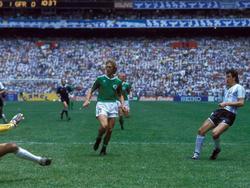 WM-Finale '96: Valdano trifft zum 2:0