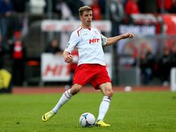 Passsicher: Johannes Rahn von Fortuna Köln