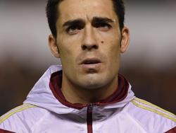 Soriano es una de las tres bajas de Del Bosque para los últimos clasificatorios. (Foto: Getty)