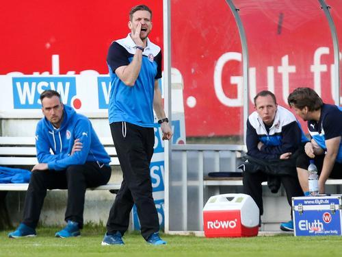 Stefan Vollmerhausen schaffte mit dem Wuppertaler SV die Rückkehr in die Regionalliga West