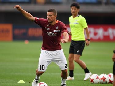 Musste sich zu Saisonbeginn mit einem Remis begnügen: Lukas Podolski