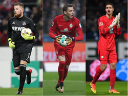 Timo Horn, Jiri Pavlenka und Koen Casteels werden beim FC Barcelona gehandelt
