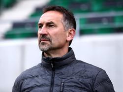 Achim Beierlorzer hat seinen Vertrag in Regensburg verlängert