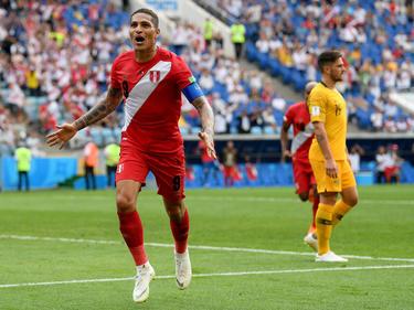 Versöhnlicher WM-Abschluss für Paolo Guerrero und Peru