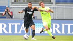 Eintracht Frankfurt leiht Allan Souza aus