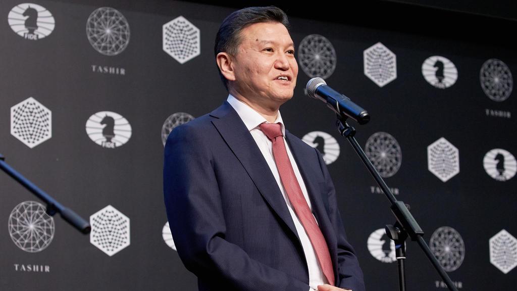 Kirsan Ilyumzhinov wurde bis Januar 2019 suspendiert