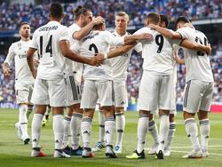 El Madrid es el club con más representantes entre los finalistas. (Getty)