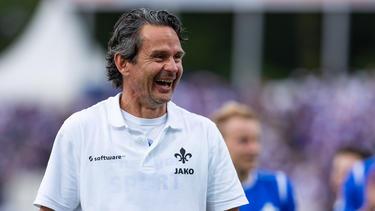 Darmstadt 98 befindet sich mit Trainer Dirk Schuster wieder im Aufwind