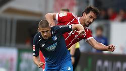 Andrej Kramaric wird in München nicht auf dem Rasen stehen