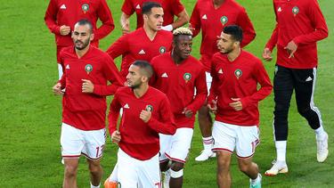 Hamza Mendyl (M.) verzichtet wohl auf das Länderspiel