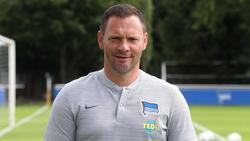 Hat seinen Söhnen das Fußballergen mitgegeben: Hertha-Coach Pál Dárdai