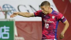 Spielt in Japan für Vissel Kobe: Lukas Podolski