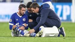 Der Schalker Mark Uth fällt wochenlang aus