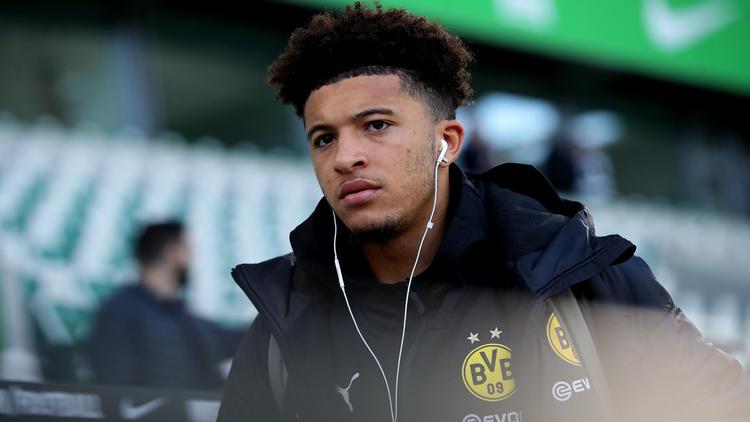 Jadon Sancho wechselte zum BVB statt zum FC Bayern