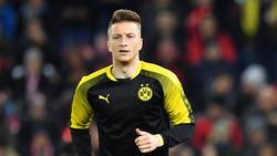 Marco Reus muss im Trainingslager des BVB pausieren