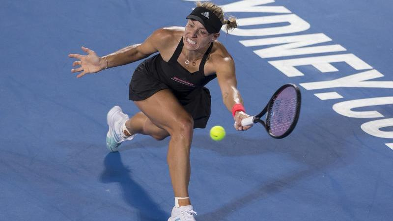 Angelique Kerber startet mit großen Ambitionen bei den Australian Open