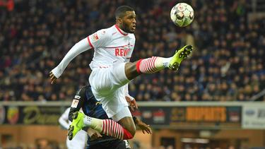 AnthonyModeste ist zurück beim 1. FC Köln