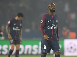 Diarra no volverá a vestir la camiseta del PSG. (Foto: Getty)