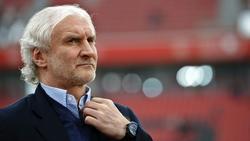 Rudi Völler findet die Kritik am deutschen Fußball überzogen