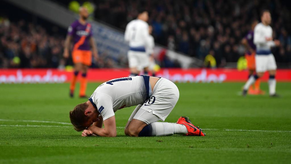 Harry Kane fehlt Tottenham länger