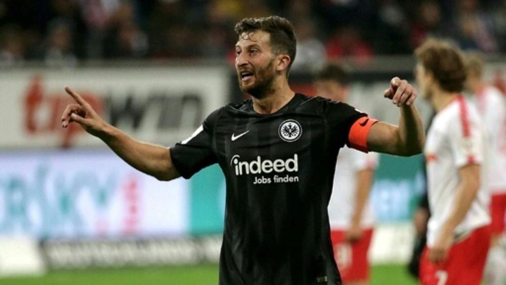 Kapitän Eintracht Frankfurt