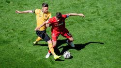 1. FC Köln kassiert Klatsche bei Dynamo Dresden